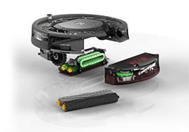 Staubsauger Roboter Vergleich Teile