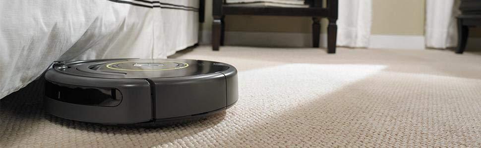 iRobot Roomba 650 bett