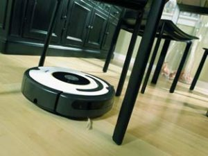 iRobot Roomba 620 table